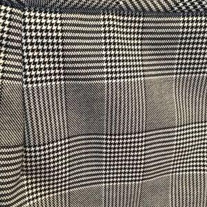 Zara Skirts - Zara plaid button skirt size M